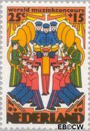 Nederland NL 1046  1974 Cultuur 25+15 cent  Gestempeld