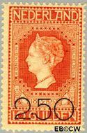 Nederland NL 105  1920 Opruimingsuitgifte 250#1000 cent  Gestempeld