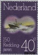 Nederland NL 1054  1974 Reddingswezen 40 cent  Gestempeld