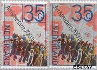 Nederland NL 1067#1067a  1975 Amsterdam  cent  Gestempeld
