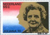 Nederland NL 1174#  1979 Koningin Juliana  cent  Gestempeld