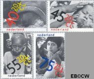 Nederland NL 1186#1189  1979 Rechten kind  cent  Gestempeld
