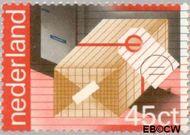 Nederland NL 1220  1981 PTT-diensten 45 cent  Gestempeld