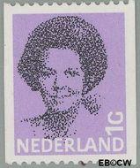 Nederland NL 1241a  1982 Koningin Beatrix- Type 'Struycken' 100 cent  Gestempeld