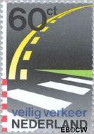 Nederland NL 1270#  1982 Veilig Verkeer Nederland  cent  Gestempeld