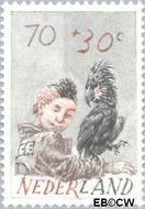 Nederland NL 1278  1982 Kind en dier 70+30 cent  Postfris