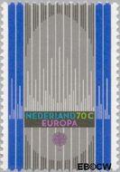 Nederland NL 1334  1985 C.E.P.T.- Europees Jaar van de Muziek 70 cent  Gestempeld