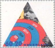 Nederland NL 1341  1985 Kind en verkeer 60+20 cent  Gestempeld