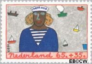 Nederland NL 1388  1987 Beroepen 65+35 cent  Gestempeld