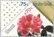 Nederland NL 1397  1988 Postzegeltentoonstelling Filacept 75+70 cent  Gestempeld