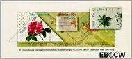 Nederland NL 1414  1988 Postzegeltentoonstelling Filacept  cent  Gestempeld