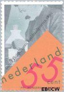 Nederland NL 1472  1991 Philips 55 cent  Gestempeld
