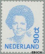 Nederland NL 1490  1993 Koningin Beatrix- Type 'Inversie' 90 cent  Gestempeld