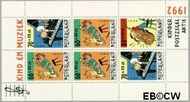 Nederland NL 1541  1992 Muziek maken  cent  Postfris
