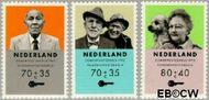 Nederland NL 1557#1559  1993 Ouderen  cent  Postfris