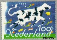 Nederland NL 1630#  1995 10 voor Europa  cent  Gestempeld