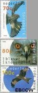 Nederland NL 1649#1651  1995 Roofvogels  cent  Gestempeld