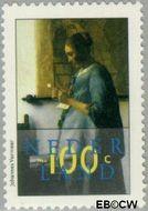 Nederland NL 1666  1996 Vermeer, Johannes 100 cent  Gestempeld