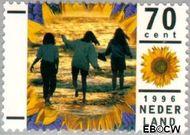 Nederland NL 1678  1996 Vakantie 70 cent  Gestempeld