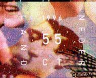 Nederland NL 1703  1996 Kerstengelen 55 cent  Postfris