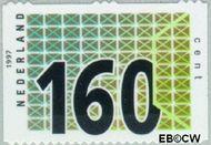 Nederland NL 1708  1997 Zakenpost 160 cent  Gestempeld