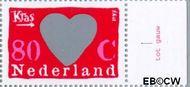 Nederland NL 1709d  1997 Kraszegels 80 cent  Postfris