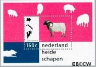 Nederland NL 1713  1997 Natuurlijk Landschapsbeheer  cent  Gestempeld