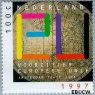 Nederland NL 1726  1997 Voorzitter E.E.G. 100 cent  Gestempeld
