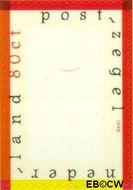 Nederland NL 1773  1998 Verrassingszegels 80 cent  Gestempeld
