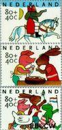 Nederland NL 1784#1786  1998 Kinderfeesten  cent  Postfris