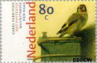 Nederland NL 1826  1999 Nederlandse kunst 17e eeuw 80 cent  Gestempeld