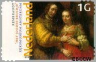 Nederland NL 1836  1999 Nederlandse kunst 17e eeuw 100 cent  Gestempeld
