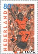 Nederland NL 1888  2000 EK voetbal 80 cent  Postfris