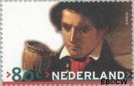 Nederland NL 1900  2000 Rijksmuseum 80 cent  Gestempeld