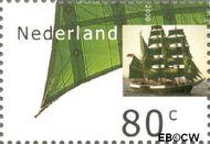 Nederland NL 1915  2000 Sail 2000 80 cent  Gestempeld
