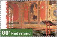 Nederland NL 1976  2001 Nieuwe kunst 80 cent  Postfris