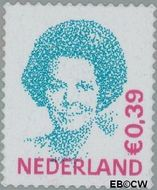Nederland NL 2037  2002 Koningin Beatrix 39 cent  Gestempeld