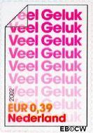 Nederland NL 2051  2002 Felicitatie- zegels 39 cent  Gestempeld