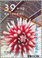 Nederland NL 2078  2002 Floriade 39+19 cent  Gestempeld