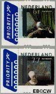 Nederland NL 2246#2247  2004 Oude Kunst  cent  Gestempeld