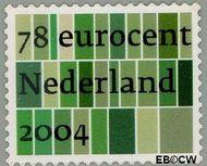 Nederland NL 2251  2004 Zakelijke postzegels 78 cent  Gestempeld