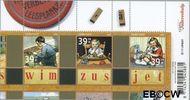 Nederland NL 2418  2006 Leesplankje  cent  Gestempeld