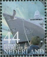 Nederland NL 2513a#  2007 Mooi Nederland- Den Helder  cent  Gestempeld