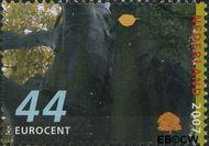 Nederland NL 2521  2007 Bomen in de herfst 44 cent  Gestempeld