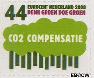 Nederland NL 2554  2008 Tien voor Nederland (Zuinig met energie) 44 cent  Gestempeld