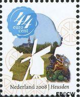 Nederland NL 2568a#  2008 Mooi Nederland- Heusden  cent  Gestempeld