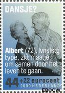 Nederland NL 2641a  2009 Ouderenzegels- Vergeet ze niet 44+22 cent  Gestempeld