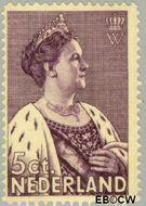 Nederland NL 265  1934 Nationaal Crisis Comité 5+4 cent  Postfris
