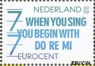 Nederland NL 2655  2009 Muziek in Nederland 77 cent  Gestempeld