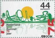 Nederland NL 2710  2010 Duinrell  cent  Gestempeld